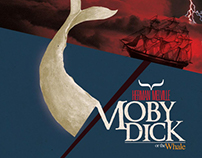 Portada alternativa para Moby Dick