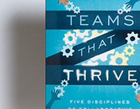Teams that Thrive Book Cover