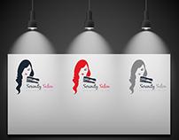 Serenity Salon Logo