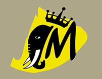 """Propuesta de logo para """"Mastodontes Crew"""""""