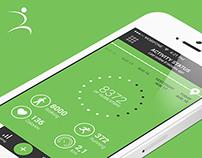 Pedo Meter - Branding/App Design