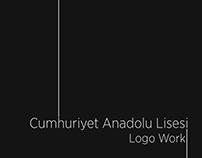 88.Yıl Cumhuriyet Anadolu Lisesi Logo Work