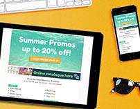 EDM - Summer Sales