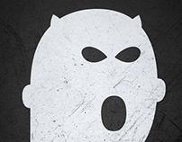 Logo Design. Ghostfunk Label