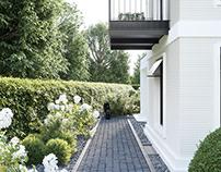 Modern Villa Visualisation