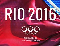 TAIWAN TO RIO 2016