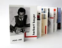 Herbert Bayer | Designer Accordian