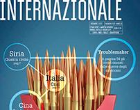 Restyling magazine -Internazionale-