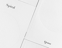 Spiral Magazine by Qrator