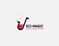 Sci-Magic Logo