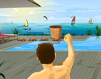 Club Med - Game app