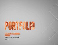 Cecilia Palomino product designer portfolio 2017