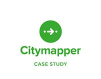Citymapper - Case Study
