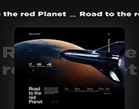 Starship website