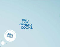 Alka Seltzer - There's no bad food, only bad cooks