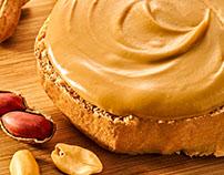 Peanut Butter | Creme de Amendoim | Pan