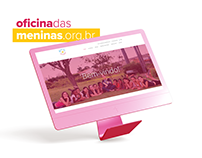 Site | Oficina das meninas