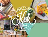 Kek Delft Rebranding