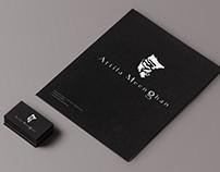 Attila Meenghan Photography Logo design
