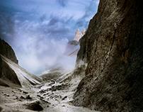 Grim Dolomites