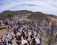 Equinoccio de Primavera en Guachimontones. 2016