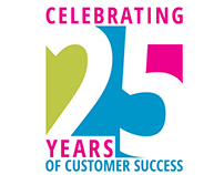 OSG 25th Anniversary Logo