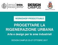 Workshop Progettare la rigenerazione urbana   2017