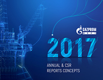 Annual & CSR Reports Concepts
