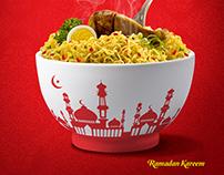 Indomie Ramadan Kareem