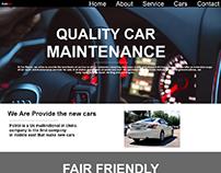 car repair site