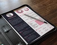 Resume (CV) Design-3