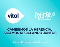 VITAL CHILE - CAMBIEMOS LA HERENCIA 🌎