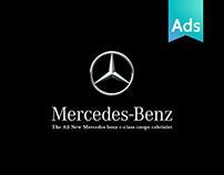 Mercedes c-class coupe cabriolet