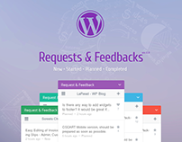 WordPress Request & Feedback Plugin