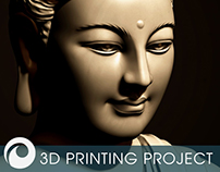 Buddha Statue_ Phat Thich Ca 02