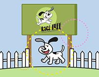 Web Design & Animation: Run Free