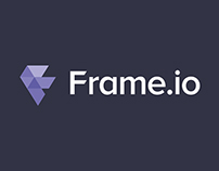 Frame.io Logo Animation