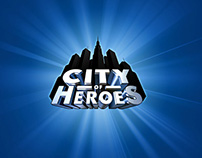 City of Heroes - Trading Cards