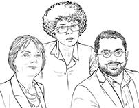 Cahiers de l'Anah, portraits