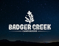 Badger Creek logo