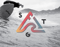 SURF THE GREATS | Branding