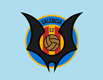 Valencia C.F | Club Crest Challenge