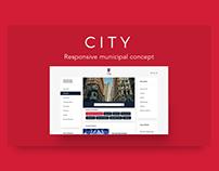 CITY | municipal concept UI