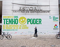 Greenfest 2015 - Empowering People, Estoril Portugal
