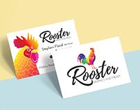 Rooster Branding