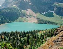 35mm Film Panoramas in Montana