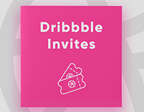 DRIBBBLE INVITES !!!