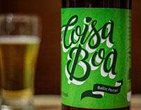 Cerveja Coisa Boa [Embalagem]