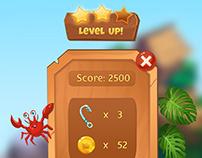 Game art UI