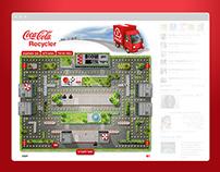 Coca-Cola Recycler